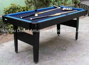 6ft Household Billiard Table (DBT6B06) pictures & photos