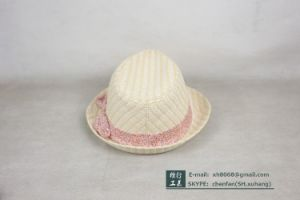 Paper Straw Hat (XH-PA2108) pictures & photos