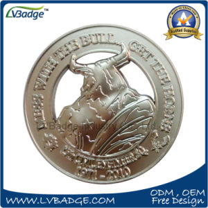 Custom Promotion Gift Metal Souvenir Coin pictures & photos