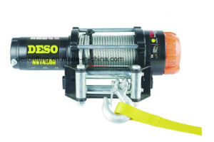 Electric Cable Winch with CE Certificate pictures & photos