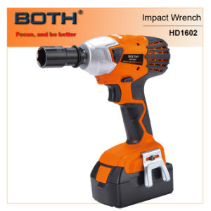 Cordless Screwdriver with Li-ion Battery (HD1602B) pictures & photos
