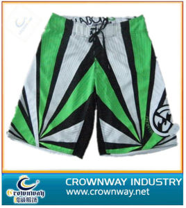 Mens Fashion Beach Shorts Made of 100% Polyester (CW-B-S-12) pictures & photos