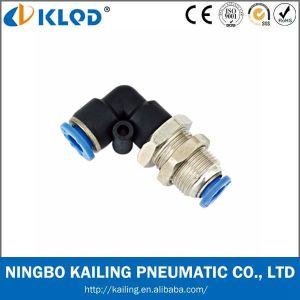 Pl12-02 Plastic Material Pneumatic Push in Fittings pictures & photos