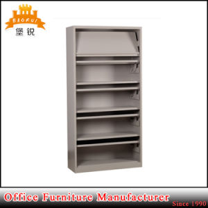 Popular Library Furniture Steel Magazine Rack pictures & photos