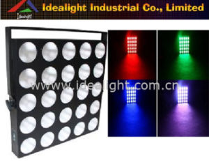 25PCS 10W LED COB RGB 3in1matrix Wall Washer pictures & photos