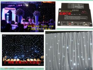 LED Sky Star Cloth Curtain with CE pictures & photos