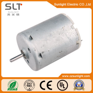 Good Quality 24V Micro DC Brushed Motor for Eletric Tools pictures & photos