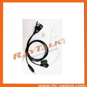 Acoustic Clear Tube Earpiece for Two Way Radio Pkt-23 pictures & photos