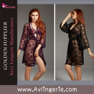 2015 High Quality Women Sexy Babydoll Lingerie Wholesale (KLB1-126)