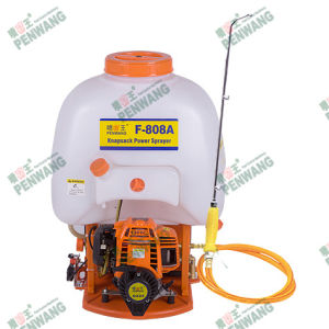 25L Knapsack Power Sprayer with Brass Head (F-808A) pictures & photos