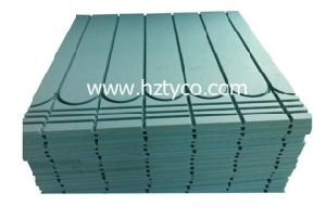 Water Underfloor Insulation Board with Ce