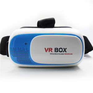 3D Virtual Reality Vr Headset with Bluetooth Remote Controller pictures & photos