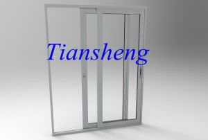 Customized Aluminum Sliding Glass Door pictures & photos