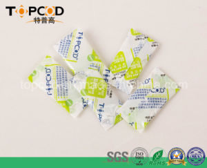 Food Grade OPP Plastic Packet of Desiccant Silica Gel pictures & photos