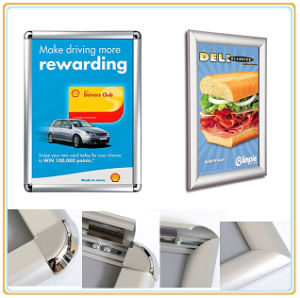 Advertising Campaign Poster Display Board/Promotion Poster Holder (A3) pictures & photos