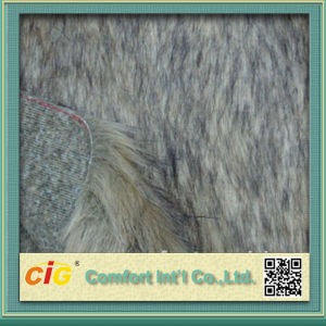 High Quality Colorful Long Pile Faux Fur pictures & photos