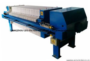 Leo Filter Automatic Hydraulic Plate Filter Press pictures & photos