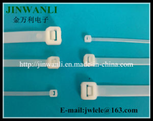 PA Material Nylon 66 Cable Tie with Fire Proof pictures & photos