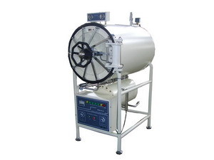 HS-400A Horizontal Cylindrical Pressure Steam Sterilizer pictures & photos