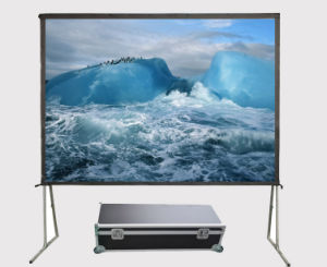 Mobile Movie Screen Projector Portable Screen