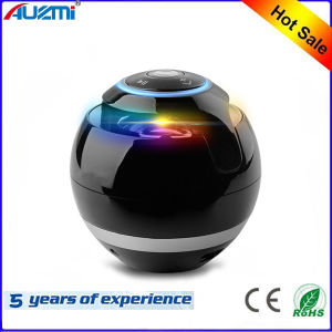 Wireless LED Bluetooth Speaker Mini Colorful Ball Shape Speaker