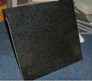 Polished G684 Fuding Black Granite pictures & photos