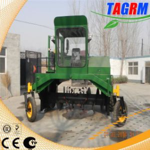 Compost Turner Machine/Organic Fertilizer Making Machine