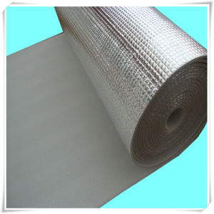 EVA EPE Foam with Reflective Alu Foil Coating for Insulation pictures & photos
