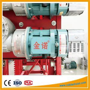 Electric Hoist Construction Hoist Motor Reducer pictures & photos