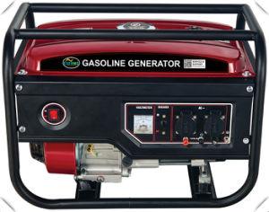 2kw Portable Home Gasoline Generator (2600DXE-E) pictures & photos