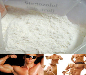 99.5% Purity Stanozolol Winstrol Powder CAS: 10418-03-8 pictures & photos