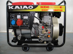 8kVA 3phase Generator Set CE Certificate KAIAO Generator pictures & photos