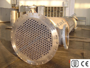 Full Titanium Sheet Tube Metathesis Heater U Stamp- Heat Exchanger pictures & photos
