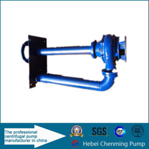 Underground Waste Water River Used Suction Water Pump
