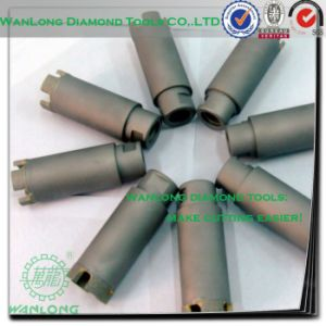 Drill Bit for Drilling Stone-Diamond Drill Bit for Stone Jewelry Drilling pictures & photos