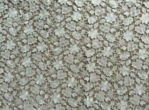 3 Yard Spiraea Whole Silver Lace, Garment Accessories