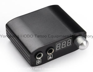 Newest 2-Year Warranty Mini Digital Tattoo Power Supply with Clip Cord & Foot Switch pictures & photos