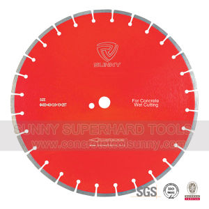 Diamond Saw Blade for Concrete Asphalt Cutting pictures & photos