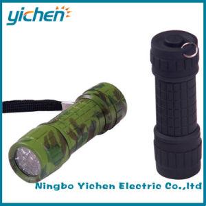 9 LED Plastic Flashlight (YC703S-9L)