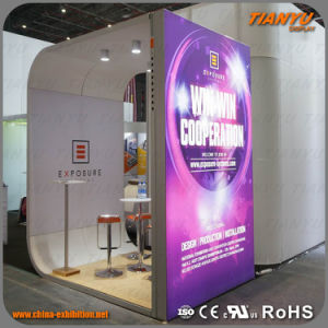 Advertising Display Light Box with Smart Corner Lock pictures & photos