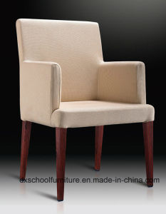 High Quality Fabric Banquet Chair for Hotel VIP Room pictures & photos