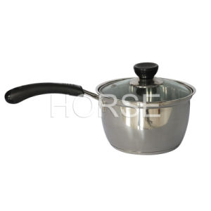 Milk Pot with Good Quality, Energy-Saving Pot (NG-003)