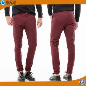 2017 Spring Cotton Trousers Men′s Cargo Casual Pants pictures & photos