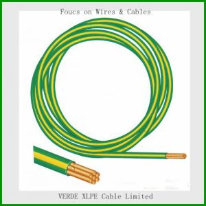 Bare Copper Conductor Hdc Earthing Cable pictures & photos