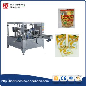 Zipper Locked Pouch Packaging Machine for Dried Fruit pictures & photos