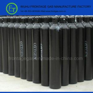 Industrial Grade Welding Oxygen Gas Bottle pictures & photos