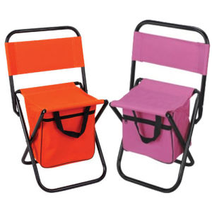 Folding Picnic Cooler Chairs with Backrest (SP-106) pictures & photos