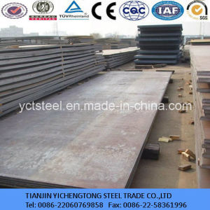 Anti-Corrosion Ship Vessel Plate From Wusteel pictures & photos