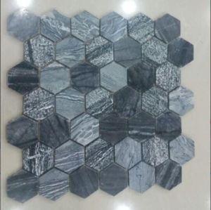 Building Material Hexagonal Tile Mosaic (FYSSC361)