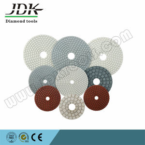 Diamond Flexible Polishing Pads for Concrete pictures & photos